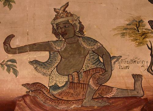 Thai Yoga Reusi Dat Ton